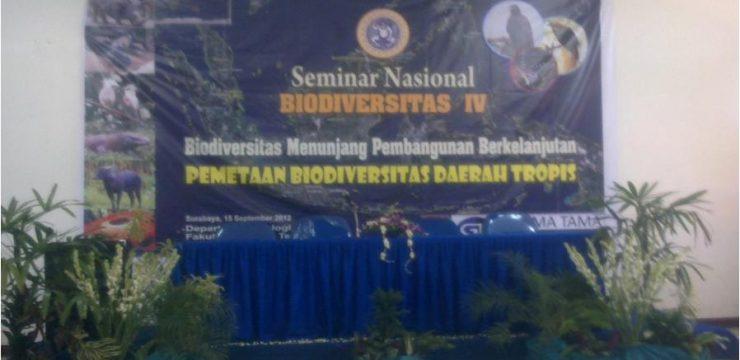 Seminar Biodiversitas IV
